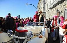 """Italy gặt hái nhờ xu hướng """"du lịch hôn lễ"""" dành cho người giàu"""