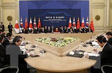 Diễn đàn Đông Bắc Á kêu gọi đột phá trong hợp tác Trung-Nhật-Hàn