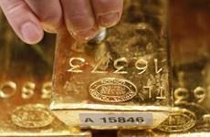 Giá vàng thời gian tới có thể để tuột mốc 1.000 USD mỗi ounce