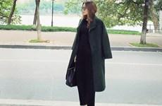 [Photo] Những mẫu áo khoác điệu đà bạn nhất định phải thử