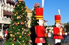 Không khí Giáng sinh đặc biệt ở xứ nóng Australia và châu Phi