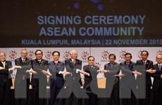 [Video] Cộng đồng ASEAN ra đời- cột mốc quan trọng của lịch sử ASEAN