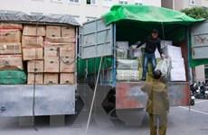 Hà Tĩnh bắt giữ nhiều lô hàng nhập ngoại không rõ nguồn gốc