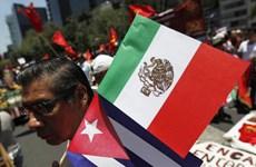 Thượng viện Mexico đề xuất biện pháp nhằm sớm ký FTA với Cuba