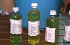 [Video] Người Việt sáng chế nước rửa chén có nguồn gốc từ thực vật