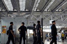 Thái Lan thành lập đội chống tội phạm và khủng bố quốc tế