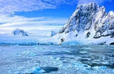 Trung Quốc phát hiện hẻm núi lớn nhất thế giới tại Nam Cực
