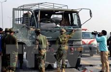 Ai Cập: 10 người thiệt mạng trong vụ nổ bom gần thủ đô Cairo
