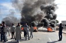 Tunisia tiếp tục duy trì lệnh giới nghiêm trên toàn quốc