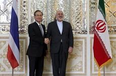Iran và Thái Lan tăng cường hợp tác kinh tế và chống khủng bố