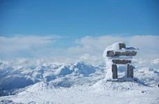 [Photo] Các địa danh nổi tiếng đang chìm trong tuyết trắng
