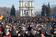 Tân Thủ tướng Moldova kêu gọi người biểu tình kiềm chế