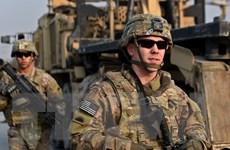 Mỹ triển khai thêm hàng trăm binh sỹ tới miền Nam Afghanistan