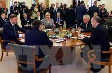 """""""Bộ tứ"""" Visegrad ủng hộ mở rộng EU để ổn định và phát triển khu vực"""