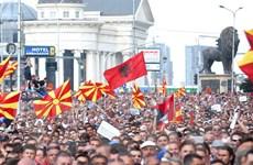 Quốc hội Macedonia hoãn bầu cử trước thời hạn sang tháng 6