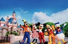 """Disneyland là """"con gà đẻ trứng vàng"""" của hãng Walt Disney"""