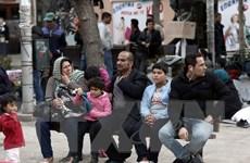 Hy Lạp cần được giúp đỡ để vượt qua khủng hoảng về nợ và di cư