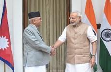 Ấn Độ và Nepal thảo luận các vấn đề chính trị và người Madhesi