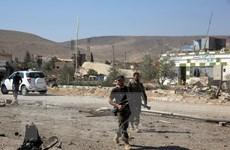 IS tái chiếm một thị trấn của Syria, gần biên giới Thổ Nhĩ Kỳ