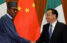 Trung Quốc và Nigeria thúc đẩy quan hệ đối tác chiến lược