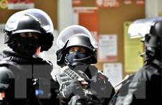 Pháp diễn tập chống khủng bố trước thềm LHP Cannes 2016