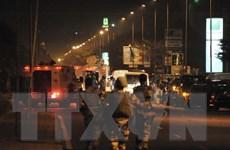 Ba nhân viên Chữ thập Đỏ quốc tế bị bắt cóc đã được thả