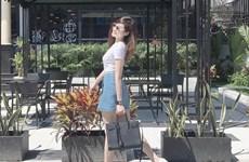 """[Photo] Xúng xính váy Hè cùng các """"hot girl"""" đi chơi dịp nghỉ lễ"""