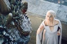 """Trang khiêu dâm méo mặt vì khán giả mải xem """"Game of Thrones"""""""