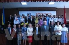 Thế hệ trẻ Ukraine tìm hiểu về tư tưởng Chủ tịch Hồ Chí Minh
