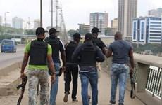 Bắt giữ đối tượng tham gia khủng bố đẫm máu ở Côte d'Ivoire