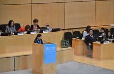 Việt Nam đóng góp vào các vấn đề y tế chủ chốt toàn cầu