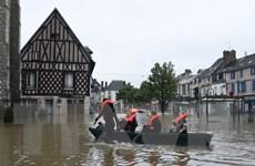 Bang Texas ở Mỹ bang bố tình trạng thảm họa do bão lớn