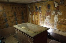Dao găm trong hầm mộ vua Tutankhamun được làm từ thiên thạch