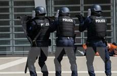 Ukraine bắt nghi phạm âm mưu tấn công khủng bố ở Pháp
