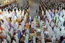 Người Hồi giáo ở Indonesia bước vào tháng lễ nhịn ăn Ramadan