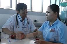 [Video] Hỗ trợ 50% chi phí khám bệnh nghề nghiệp cho người lao động