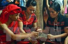[Photo] Tham dự lễ cưới truyền thống của đồng bào dân tộc Pa Cô