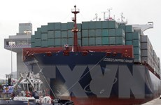 [Video] Kênh đào Panama mở cửa đón thế hệ tàu siêu tải trọng