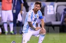 Copa Ameria: Thất vọng sau niềm tin quá lớn dành cho Lionel Messi
