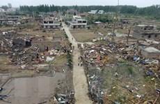 29 người bị chôn vùi do lở đất ở miền Tây Nam Trung Quốc