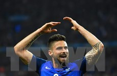 """""""Tiền đạo chân gỗ"""" Olivier Giroud - Ngôi sao mới nổi của Pháp"""