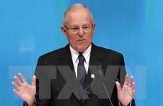 Tổng thống đắc cử Peru cam kết chống tham nhũng và thúc đẩy kinh tế
