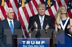 """Nhiều cử tri Mỹ xa lạ với """"phó tướng"""" của ông Donald Trump"""