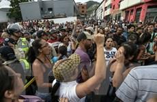 """""""Venezuela đã vượt qua giai đoạn khó khăn nhất của khủng hoảng"""""""