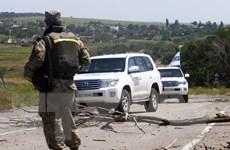 Nhóm tiếp xúc về Ukraine không đạt được thỏa thuận rút quân