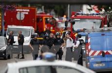 Pháp công bố cáo trạng phần tử Hồi giáo tấn công nhà thờ ở Normandy