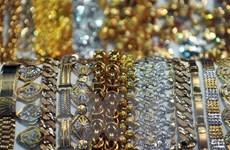 Giá vàng châu Á quay đầu đi xuống giữa bối cảnh đồng USD mạnh lên