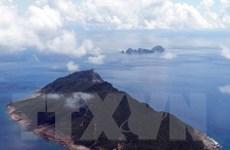 Nhật Bản phản đối các tàu Trung Quốc xâm nhập lãnh hải