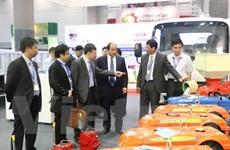 Việt Nam giới thiệu nhiều sản phẩm công nghệ tại triển lãm INAGRITECH