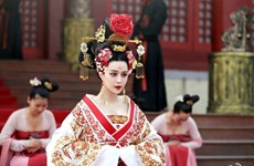 Phạm Băng Băng lọt top 10 nữ diễn viên thu nhập cao nhất thế giới